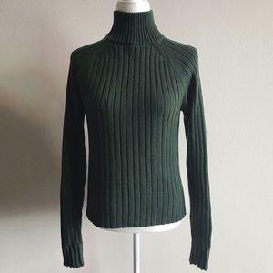 MAJORELLE Sweaters - Majorelle Macy Sweater Ribbed Turtleneck Revolve